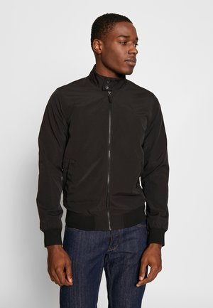 RUCOTTON - Summer jacket - black
