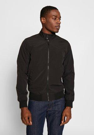 RUCOTTON - Lehká bunda - black