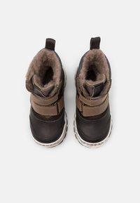 Bisgaard - DWAYNE - Zimní obuv - antracite - 3