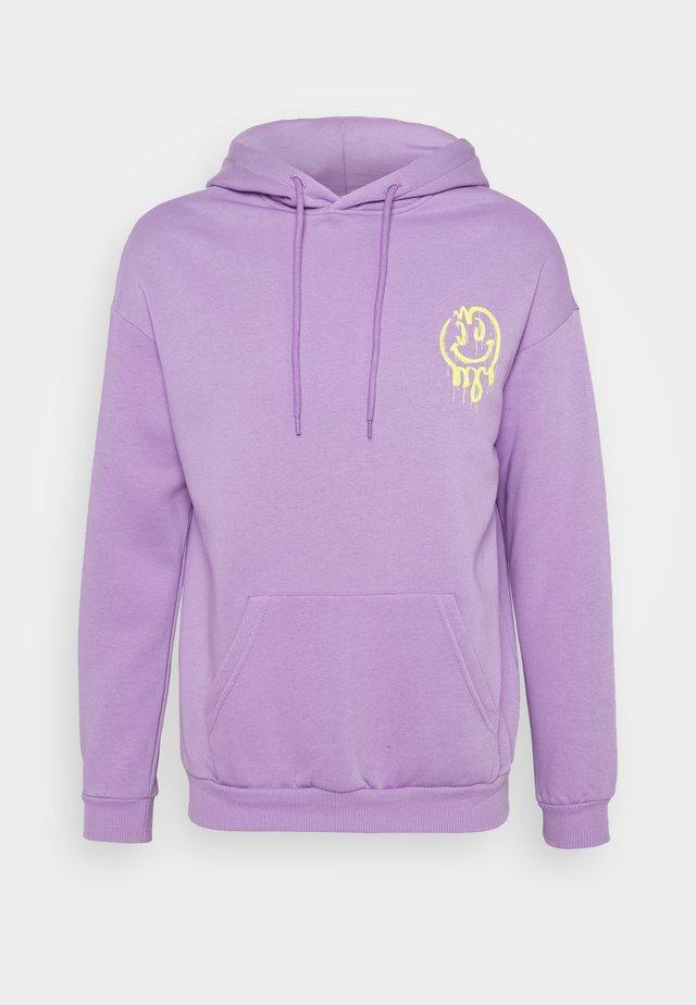 UNISEX - Stickad tröja - lilac