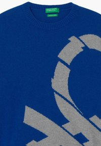 Benetton - BASIC BOY - Svetr - blue - 2