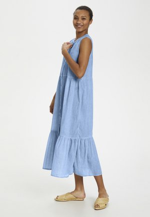 KAVIVIAN - Shirt dress - placid blue
