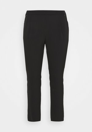 PULL ON TROUSER - Bukse - black