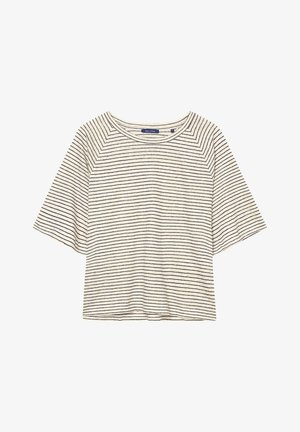 T-shirts med print - summer taupe