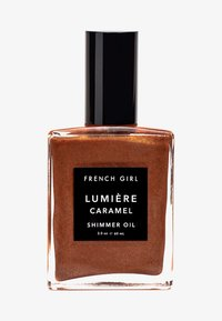 French Girl - SHIMMER OIL - Olio corpo - lumière caramel - 0