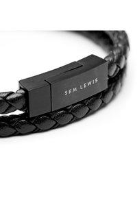 Sem Lewis - Bracelet - schwarz - 2