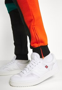 STAPLE PIGEON - OUTDOOR TECH PANT - Cargo trousers - black - 4