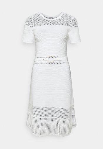 RMVEGA - Jumper dress - offwhite