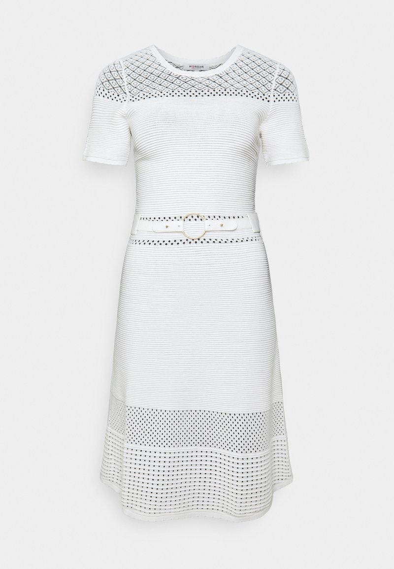 Morgan - RMVEGA - Jumper dress - offwhite