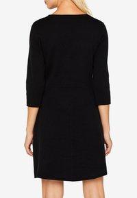 Esprit - Jumper dress - black - 6