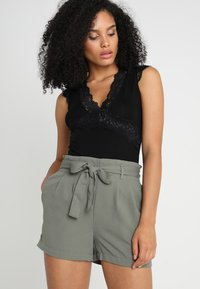 Morgan - DTEL - Bluse - black - 0