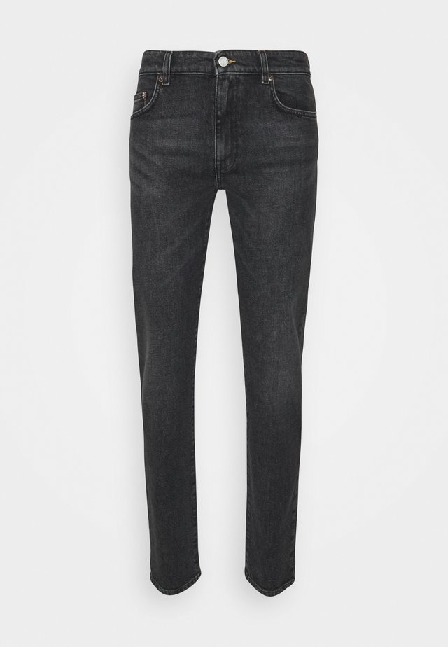 DEAN - Slim fit jeans - mad black four