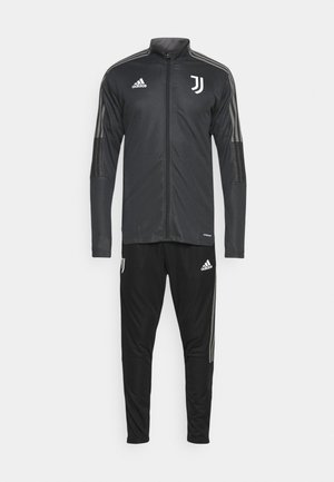 JUVENTUS TURIN SUIT - Club wear - carbon/black