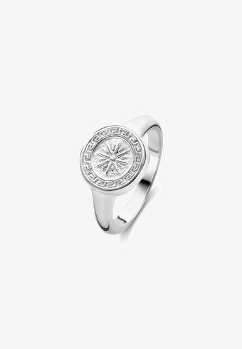 Ring - silver coloured