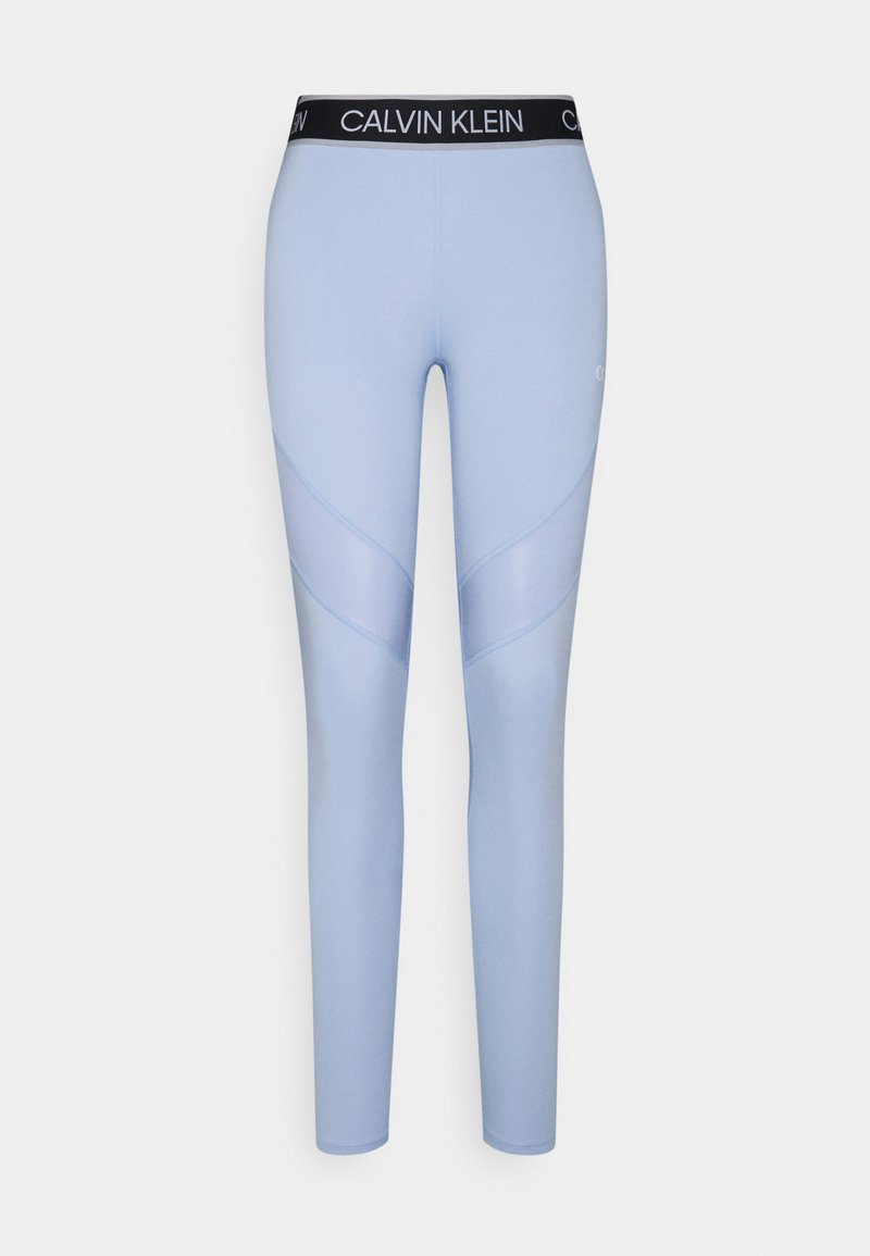 Calvin Klein Performance - FULL LENGTH - Punčochy - sweet blue