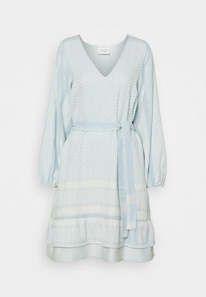 LIA - Day dress - blue whisper