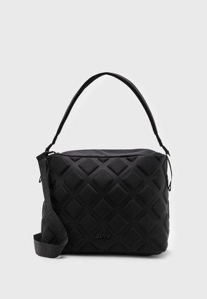 SATCHEL BAG - Tote bag - black