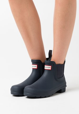 WOMENS ORIGINAL CHELSEA - Wellies - navy