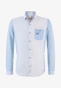 Stockerpoint - ROMAN - Shirt - blue - 4