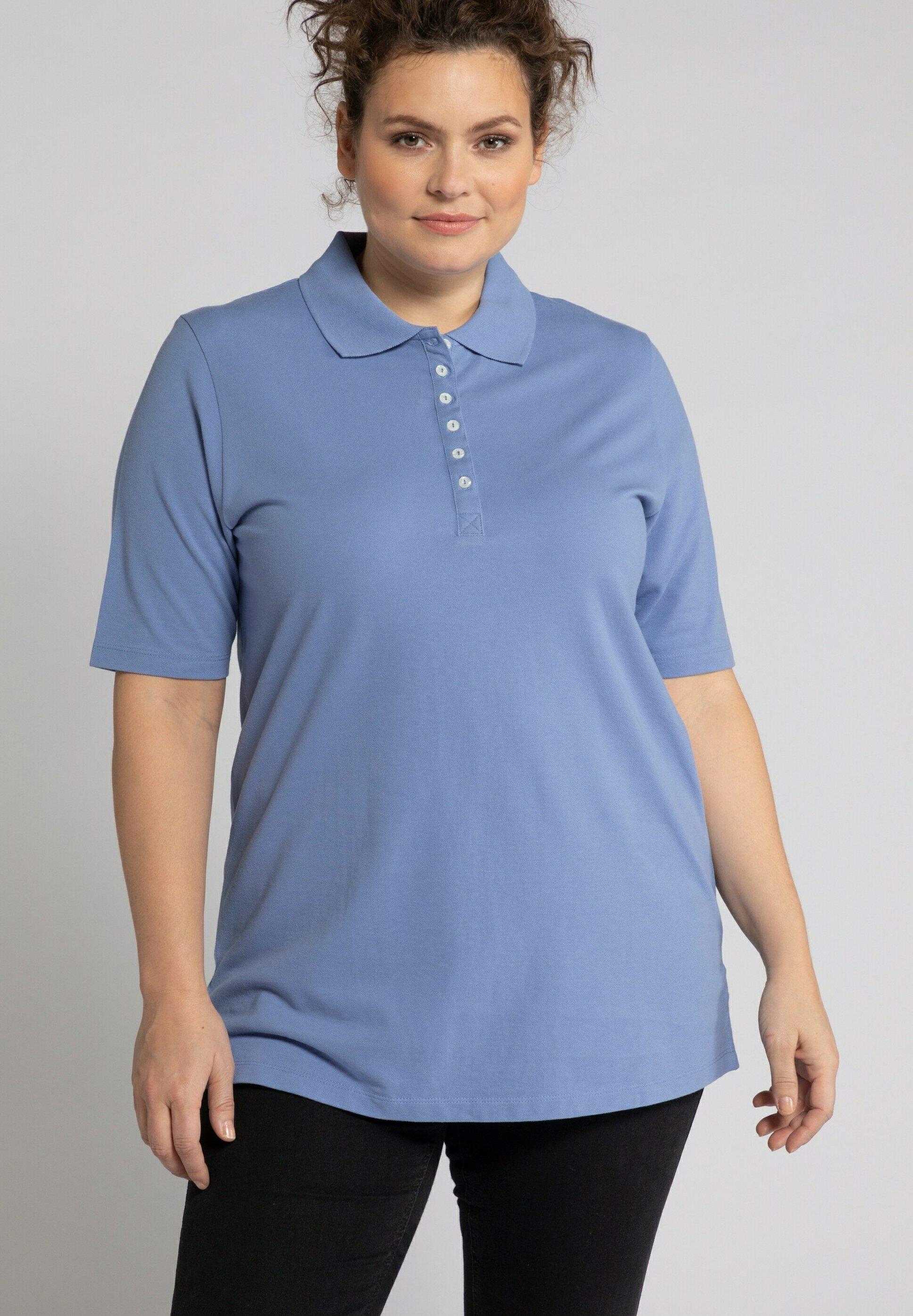 Damen MIT SAMTBAND-K - Poloshirt