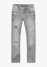 Blue Effect - BOYS HEAVY DESTROYED - Jeans Skinny Fit - medium grey destroyed - 0