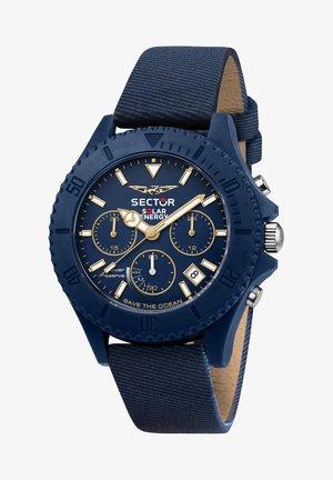 Chronograaf - blau
