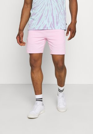 PRIDE GRAPHIC UNISEX - Shorts - sweet lilac