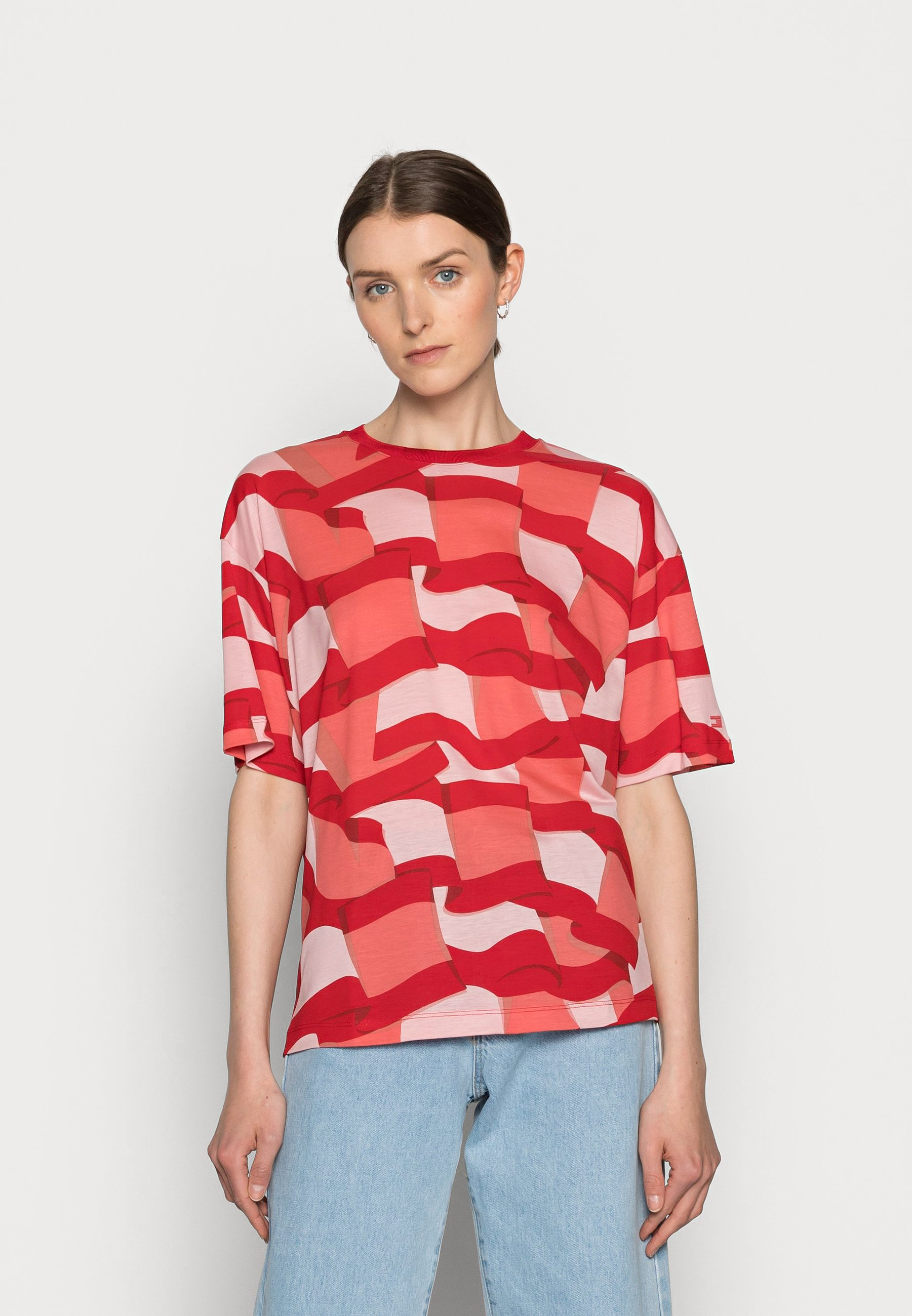 Damen ICON RELAXED GRAPHIC - T-Shirt print