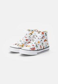 Converse - CHUCK TAYLOR ALL STAR - Zapatillas altas - white/natural ivory/black - 1