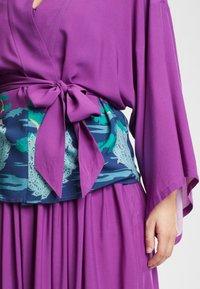 Collectif - SABINE PEACOCK  - Summer jacket - purple - 4