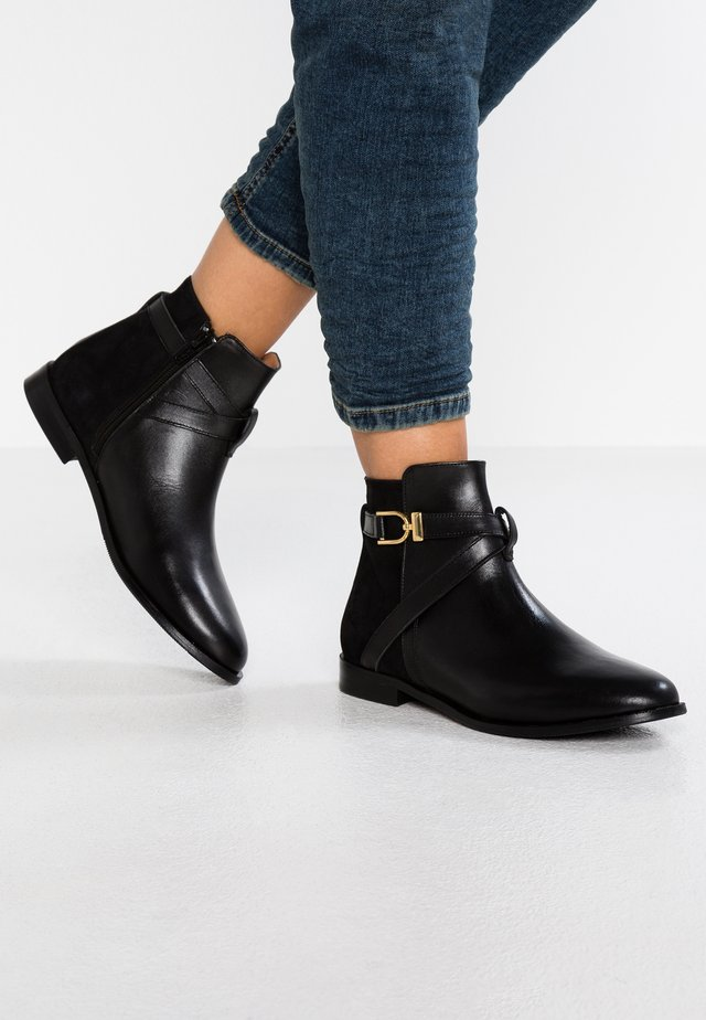DILLING - Bottines - noir