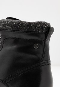 Jack & Jones - JFWMARLY - Lace-up ankle boots - black - 5