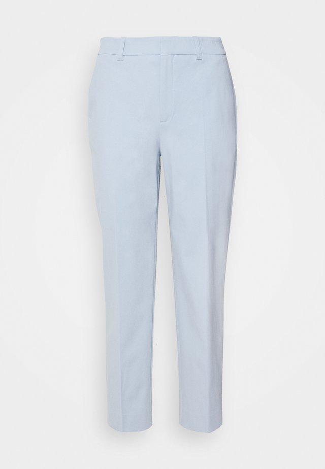 SEARCH - Kalhoty - blau