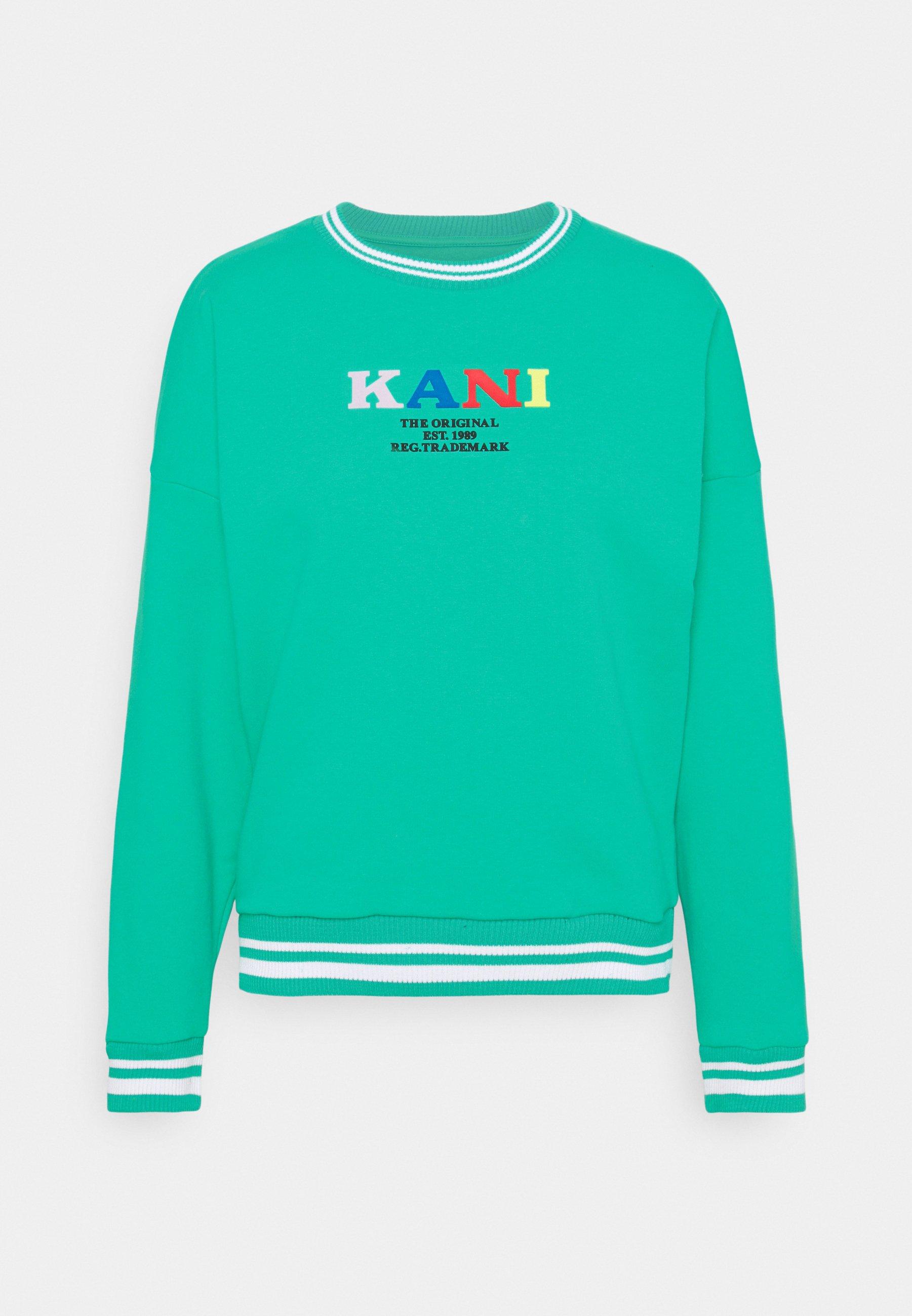 Women RETRO COLLEGE CREW - Sweatshirt