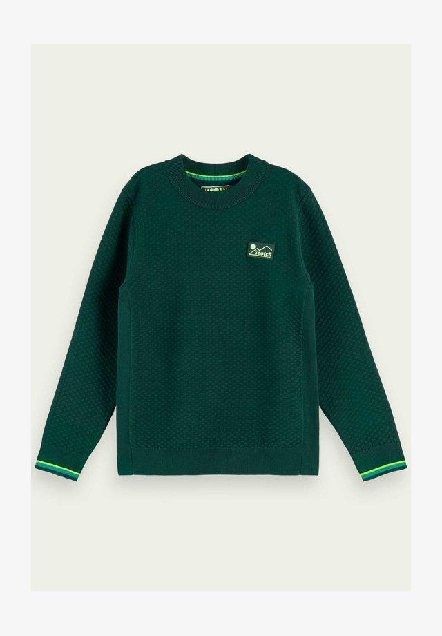Sweatshirts - forest green