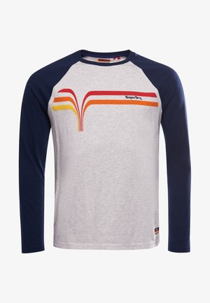 CALI SURF  - Long sleeved top - grey marl