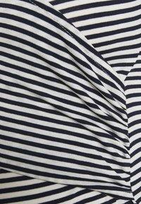 Envie de Fraise - FIONA TANK - Top - navy blue/off white - 2