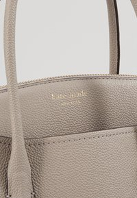 kate spade new york - MARGAUX LARGE SATCHEL - Sac bandoulière - true taupe - 2