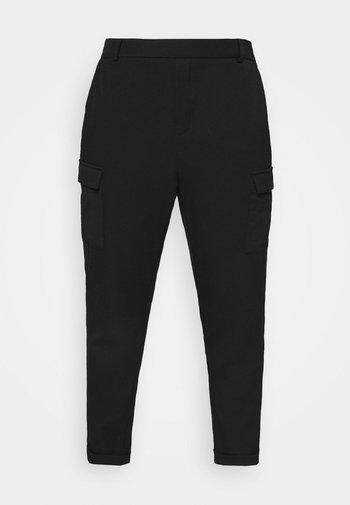 VMKAYA PANT - Trousers - black