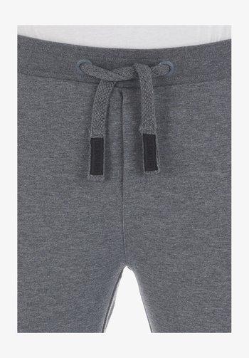 RIVLARS - Tracksuit bottoms - grey melange standard