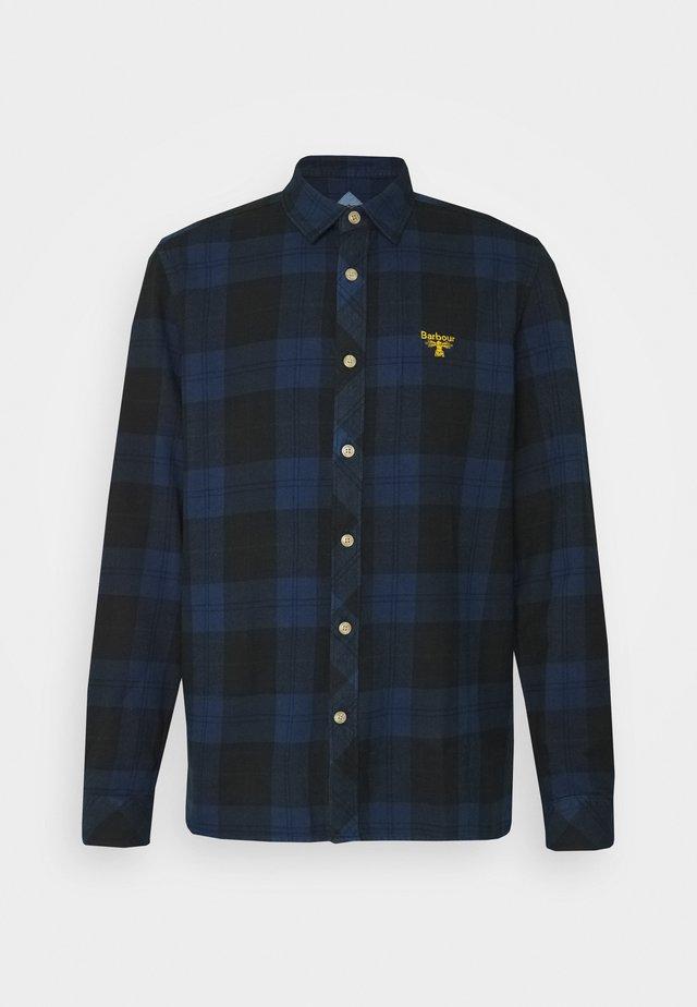 CUMBERLAND  - Shirt - washed indigo