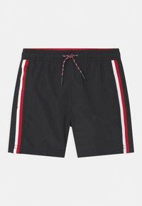 Tommy Hilfiger - MEDIUM DRAWSTRING - Swimming shorts - desert sky - 0