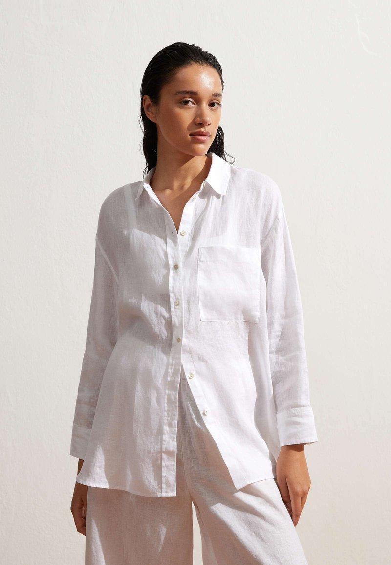 OYSHO - Košile - white