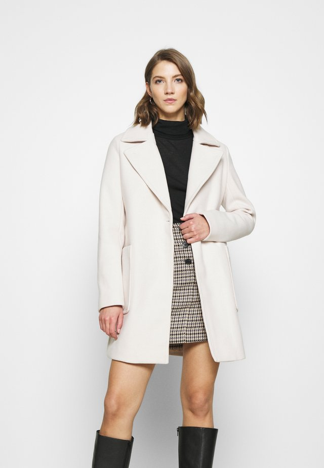 BOXER - Classic coat - cream/oatmeal