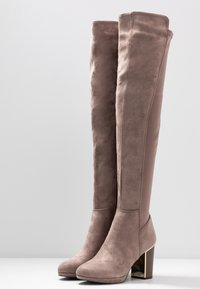 Anna Field - High heeled boots - sand - 4