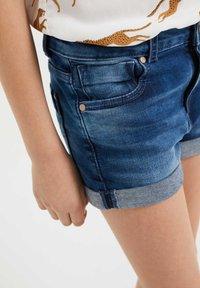 WE Fashion - Denim shorts - blue - 1