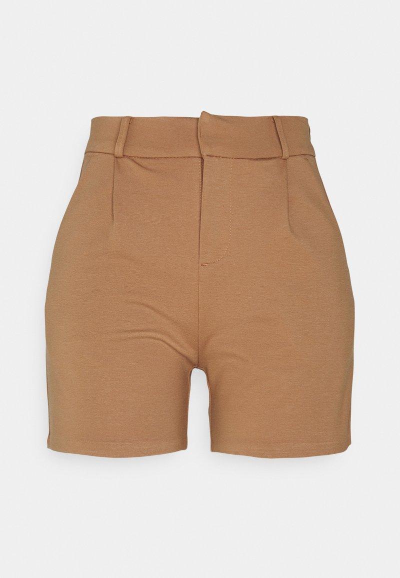 Vero Moda Petite - VMEVA  - Shorts - tobacco brown