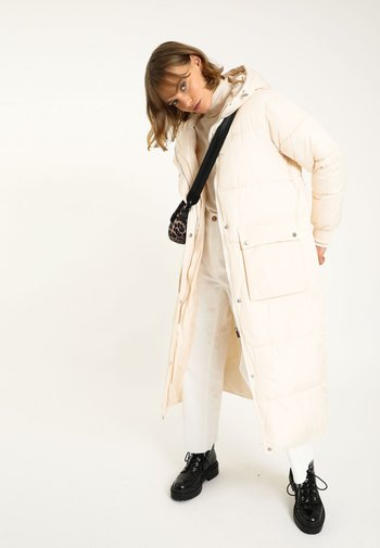 Winter coat - altweiß
