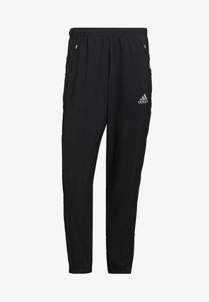 FAST SNAP PANT RUNNING SUPERNOVA PRIMEGREEN PANTS - Spodnie treningowe - black