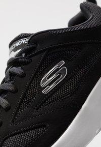 Skechers Sport - DYNAMIGHT 2.0 - Sneaker low - black - 5